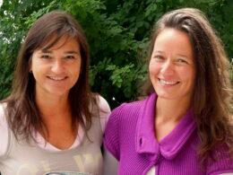 Homöopathin Dagmar und Feldenkraislehrerin Regine
