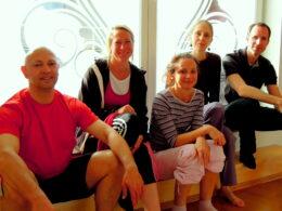 Seminarteilnehmer April 2011